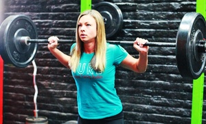 Absolute Fitness: Gym Membership, or Unlimited CrossFit Toad or Boot-Camp Classes at Absolute Fitness (Up to 70% Off)