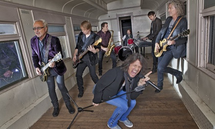 Foreigner and Styx – Up to 55% Off Music Fest
