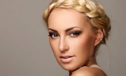 Three or Five Microdermabrasion Treatments at Contours (Up to 80% Off)