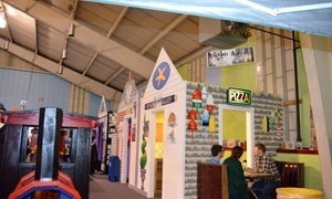 Cape Cod Children's Museum: Admission for Two or Four to Cape Cod Children's Museum (34% Off)