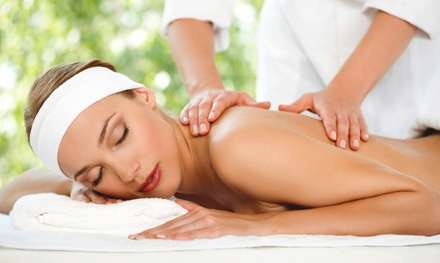60- or 90-Minute Massage at Take Time For You (51% Off)