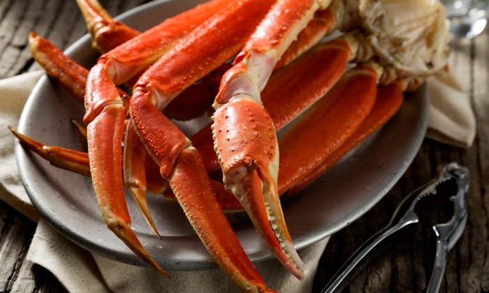 Raging Crab - Ala Moana - Kakaako: $25 for Seafood Lunch for Two at Raging Crab ($50 Value)
