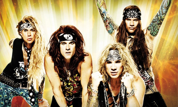 Steel Panther - Toyota Oakdale Theatre: $15 to See Steel Panther at The Dome at Oakdale on Sunday, April 21, at 8 p.m. (Up to $35 Value)