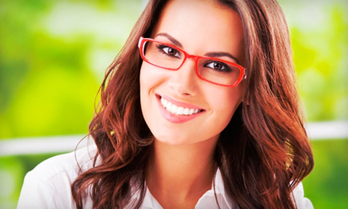 Optylux - Solana Beach: $49 for $200 Toward a Complete Pair of Designer Glasses at Optylux