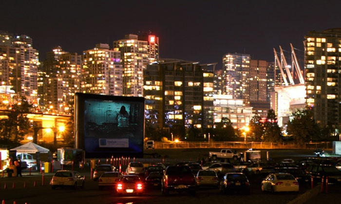 FreshAirCinema - River District Vancouver Drive-In: C$12 for a Halloween Drive-in Movie Pass from FreshAirCinema (C$20 Value). Four Dates Available.