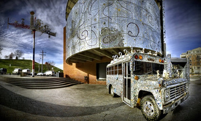 American Visionary Art Museum - Federal Hill: American Visionary Art Museum Visit for One or Two (Up to 59% Off)