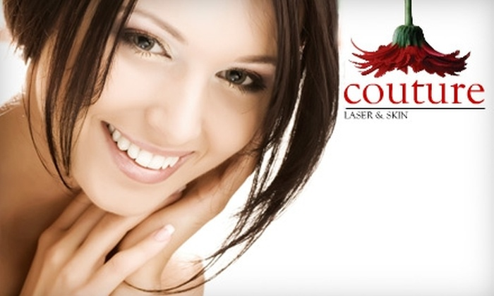 Couture Laser & Skin - Multiple Locations: $99 for Three Laser Hair-Removal Treatments at Couture Laser & Skin (Up to $750 Value)