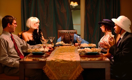 2-Hour Dinner and Whodunit Performance for 1 (a $60 value) - The Murder Mystery Company in Nashville
