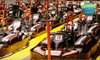 Velocity 17 - Maywood: Four or Eight Standard or High-Performance Go-Kart Races at Velocity 17 in Maywood (Up to 55% Off)