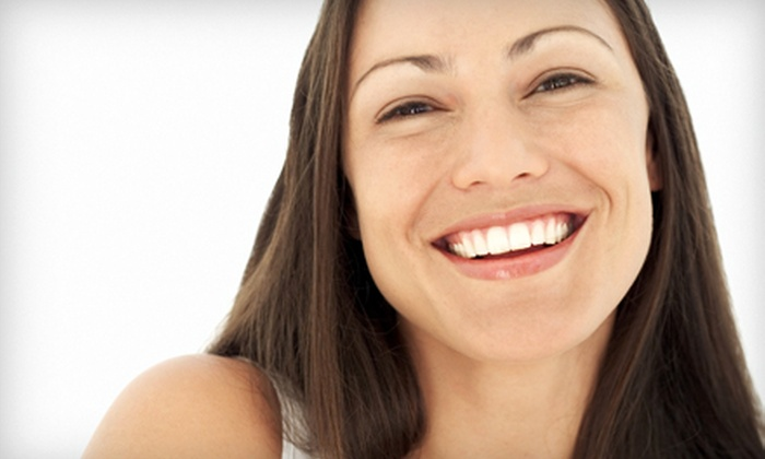 Cano Medical Dental - Pembroke Commons: Zoom! Whitening Treatment or a Dental-Checkup Package at Cano Medical Dental in Pembroke Pines (Up to 79% Off)