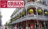 Urban Adventures New Orleans - Multiple Locations: $12 for an Urban Adventures Walking Tour ($25 Value). Choose from Two Tours.