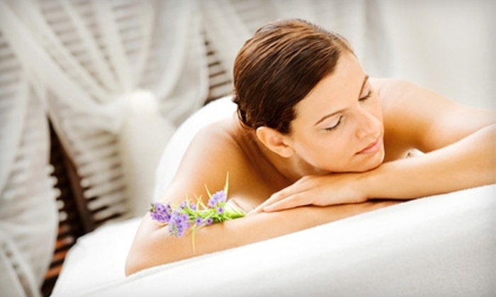 La Pure Day Spa - Marietta: $99 for a Deep-Tissue Massage and Microdermabrasion with Facial at La Pure Day Spa in Marietta ($240 Value)