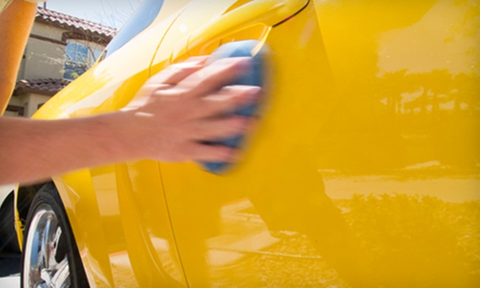 Sparkles Car Wash and Quick Lube - Flushing: $29 for Three VIP Car Washes at Sparkles Car Wash and Quick Lube in Flushing ($69 Value)