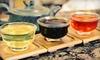 Aroma Tea Shop - Multiple Locations: $25 for $50 Worth of Tea at Aroma Tea Shop