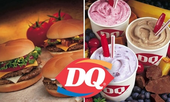 Dairy Queen - Sioux Falls: $5 for $10 Worth of Frozen Treats at Dairy Queen