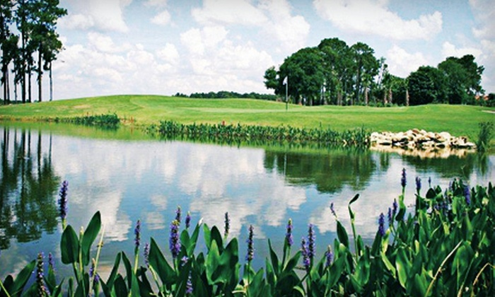 Orange Lake Resort - Orange Lake Resort: All-Day Golf for One or Two at Crane's Bend with Club Rentals and Range Balls at Orange Lake Resort (Up to 64% Off)