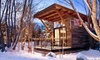 Fireside Resort - Moose Wilson Road: Two- or Three-Night Stay for Four in a Ski Cabin at Fireside Resort in Wyoming