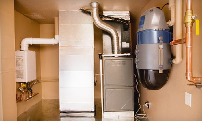 Housh–The Home Energy Experts - Lemon: $39 for a Furnace or Air Conditioner Safety Inspection and Tune-Up from Housh–The Home Energy Experts ($159 Value)
