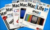 """MacLife: $12 for 12 Print and Digital Issues of """"MacLife"""" ($19.95 Value)"""
