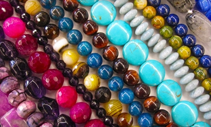Creations Unique - McAlister Parkway: $15 for $30 Worth of Beads and Beading Materials at Creations Unique