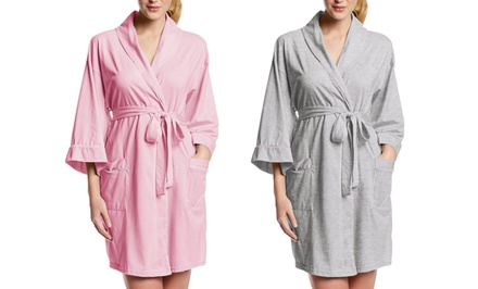 Bottoms Out Women's Kimono Robe