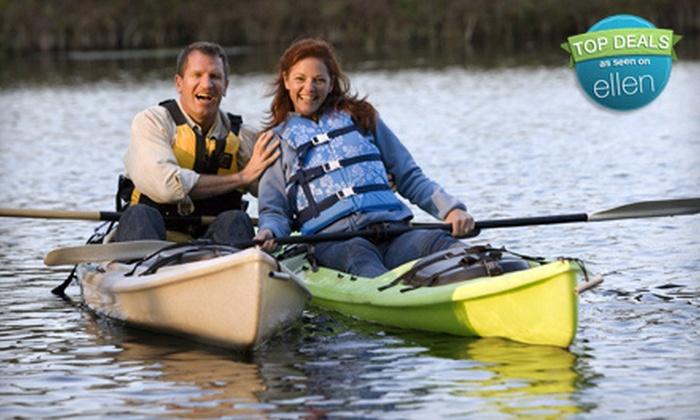 Kayak Tillamook County - Eugene: $32 for a Hot Apple Cider Tour from Kayak Tillamook County ($65 Value)