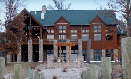 2-Night Stay for Up to Four in a Standard Hotel Lodge Room Valid Sunday - Thursday - Heartwood Conference Center and Retreat in Trego