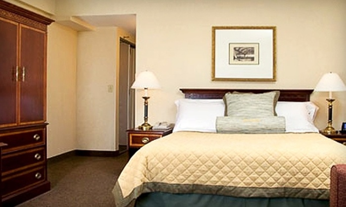 Wyndham Raleigh Durham-Research Triangle Park - Durham: $69 for a One-Night Stay and Breakfast for Two at the Wyndham Raleigh Durham–Research Triangle Park (Up to $179 Value)