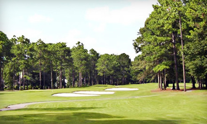 Rose Hill Golf Club - Bluffton: $35 for a Golf Outing for Two with Cart Rental at Rose Hill Golf Club (Up to $96 Value)