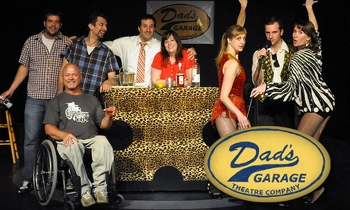 Rylander Theatre - Americus: $15 for Two Tickets to Dad's Garage Theatre Company at The Rylander Theatre (Up to $30 Value)