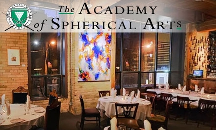 The Academy of Spherical Arts - Toronto (GTA): $25 for $50 Worth of International Fare at The Academy of Spherical Arts
