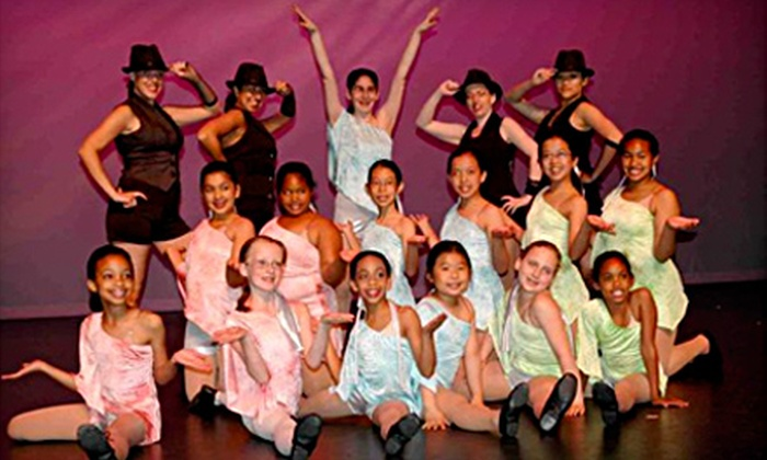 MainStreet Dance - Markham: Six Drop-In Classes for Preschoolers or for Children, Teens, or Adults at MainStreet Dance in Markham