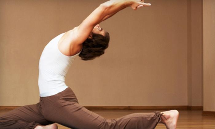 Bikram Yoga Sidney - Victoria: $35 for One Month of Unlimited Bikram Yoga Classes at Bikram Yoga Sidney ($139 Value)