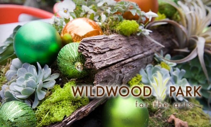Wildwood - Multiple Locations: $25 for Two Tickets to Wildwood's Holiday Tour of Homes on December 11 ($60 Value)