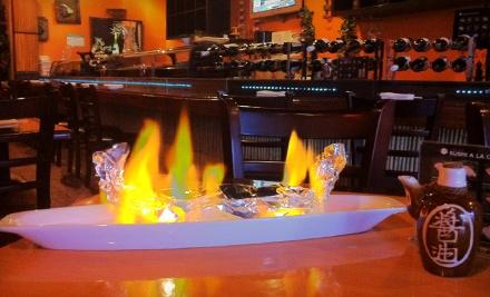 $30 Groupon to Katana Sushi & Grill - Katana Sushi & Grill in Fountain Hills