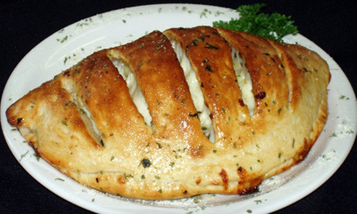 Pepperoni's Cafe - Leonidas: $9 for $18 Worth of Casual Italian Fare at Pepperoni's Cafe