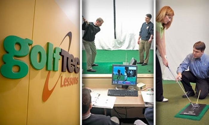 GolfTEC - Multiple Locations: $35 for 30-Minute Golf Lesson with Swing Analysis at GolfTEC