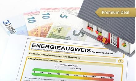 Energie-Verbrauchsausweis von der Emlak AG für 19,90 € (67% sparen*)