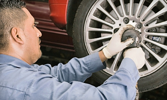 MasterTech Auto - Plano: $39 for a Four-Wheel Alignment at MasterTech Auto in Plano ($99 Value)