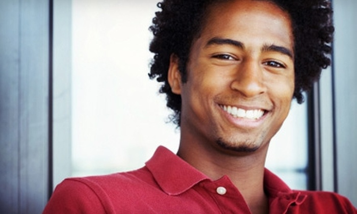 Capital Smiles - Schenectady: $79 for an Exam, X-ray, and Cleaning with Optional Sedation at Capital Smiles in Schenectady (Up to $545 Value)