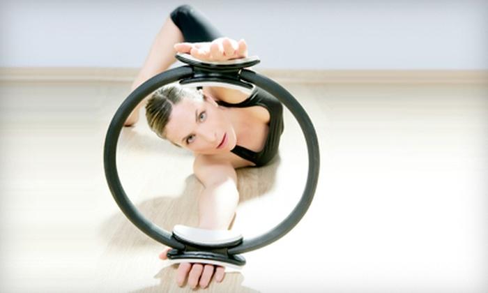 Studio Pantera - Carnegie: $39 for 10 Yoga, Pilates, Barre Fitness, or Barre Plus Pilates Classes at Studio Pantera in Carnegie ($95 Value)
