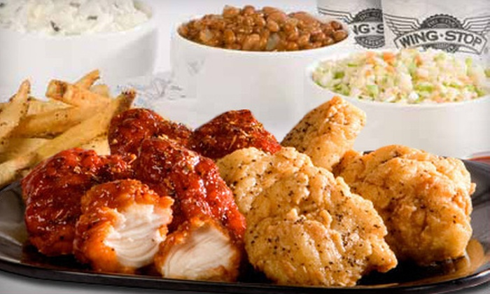 Wingstop - Multiple Locations: 35-Wing Family Pack or 10-Wing Combo at Wingstop