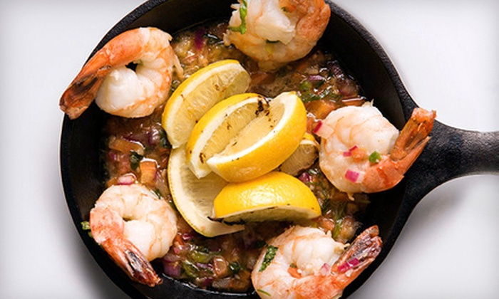 Wilmette Chop House - Wilmette: $30 for $60 Worth of Steak and Seafood for Two or More at Wilmette Chop House