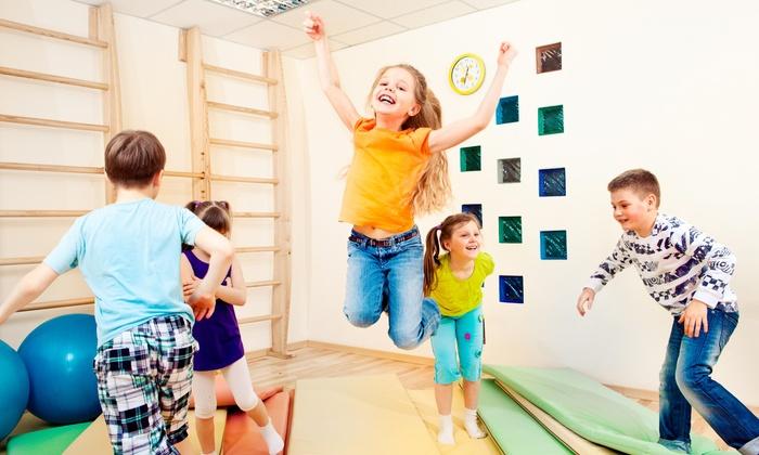Adventure Kinderland Playground - Richmond: An Indoor-Playground Visit at Adventure Kinderland Playground (40% Off)