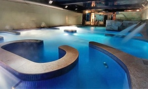 Ayala Spa & Ftiness: Dos o cuatro pases para circuito spa desde 19,90 €