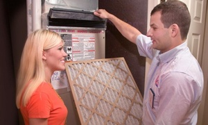 Aire Serv of South Plains: HVAC Cleaning and Tune-Up from Aire Serv South Plains (45% Off)