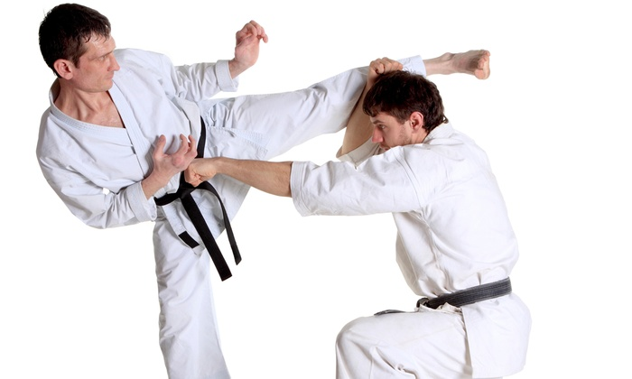 U.S. Ju-Jitsu & Mixed Martial Arts Center - Hillwood: One Month of Unlimited Classes at U.S. Ju-Jitsu & Mixed Martial Arts Center (Up to 69% Off)