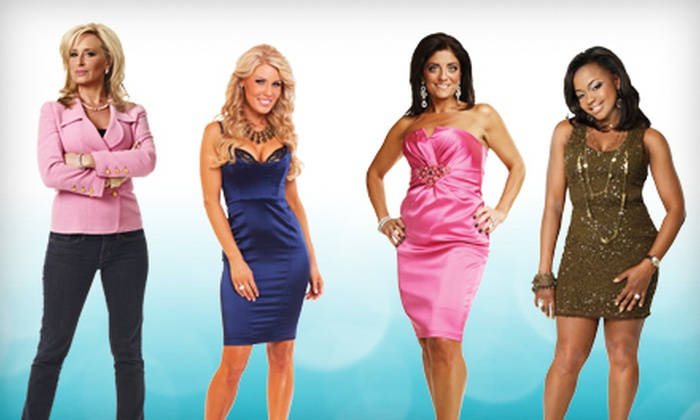 "The Real Housewives Live Tour - Hammond: VIP Package or Orchestra Seating at ""The Real Housewives Live Tour"" at the Venue at Horseshoe Casino in Hammond"