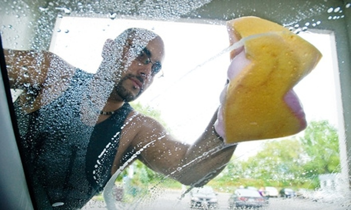 Indy Auto Spa - Multiple Locations: Auto Services at Indy Auto Spa. Three Options Available.