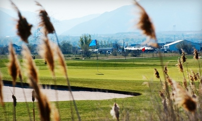 Crane Field Golf Course - Clinton: $20 for Nine Holes of Golf for Two, Cart Rental, and Range Balls at Crane Field Golf Course in Clinton